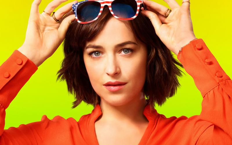 DAKOTA JOHNSON Celebrity Bob Hairstyles 2016