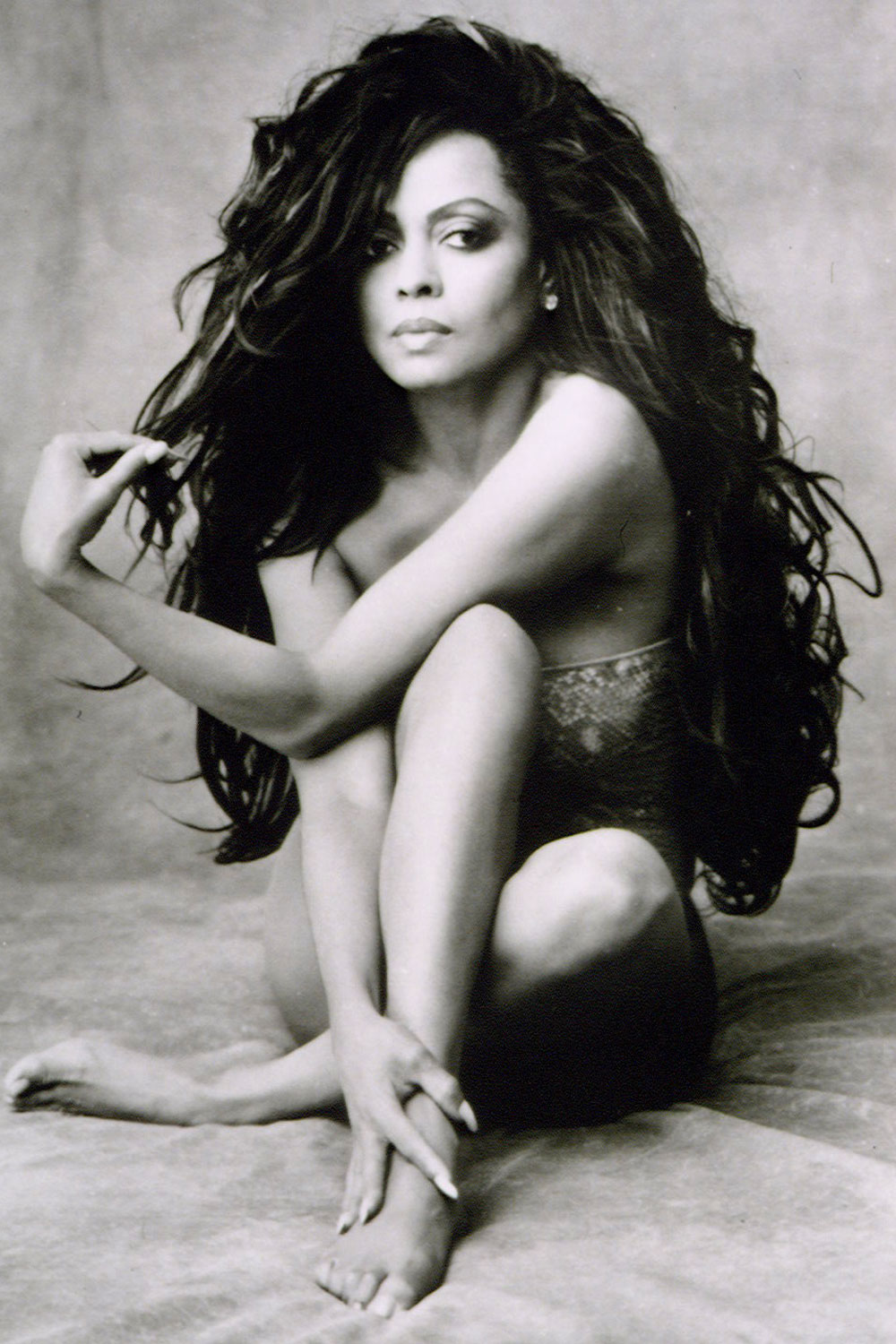 DIANA ROSS long hairstyles