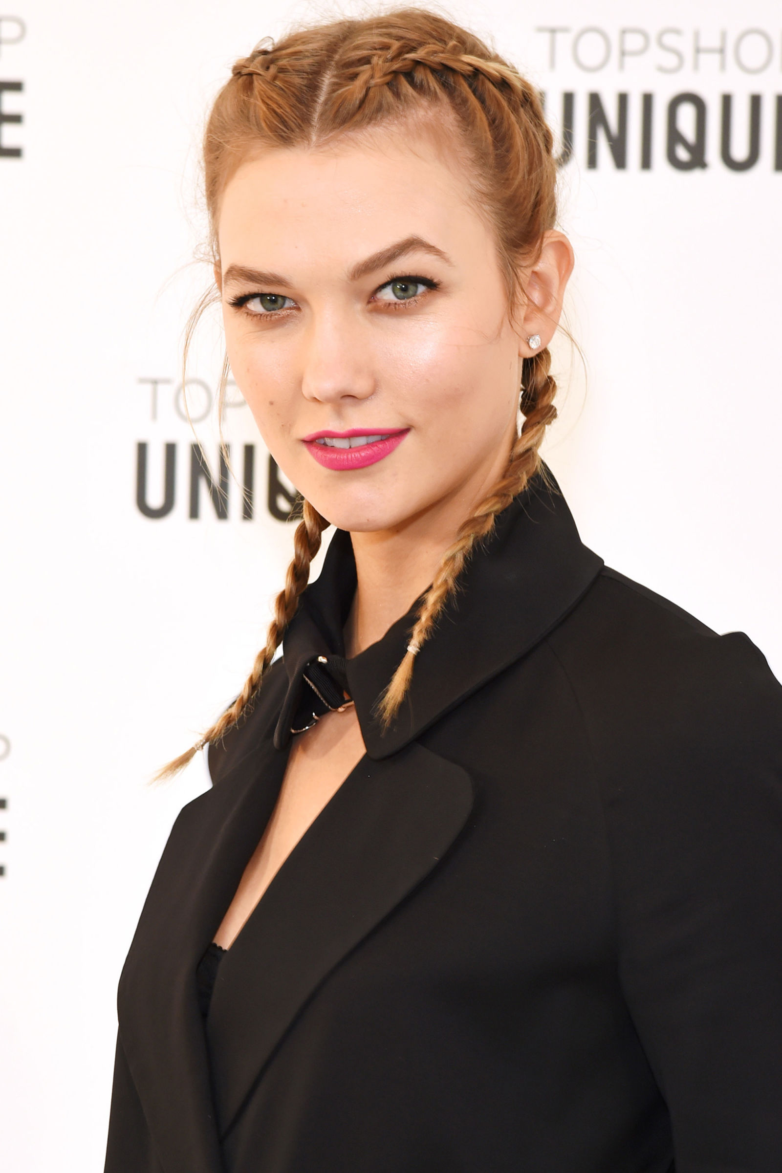 Karlie Kloss celebrity hairstyles