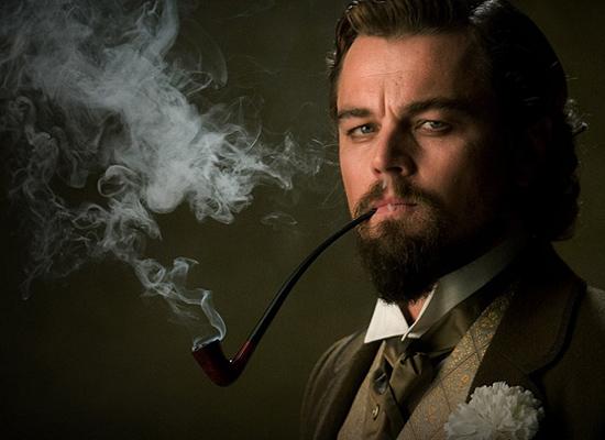 Leonardo DiCaprio celebrity hairstyles 2012