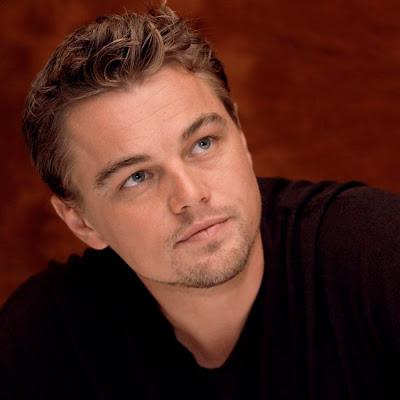 Leonardo diCaprio celebrity hairstyles 2009