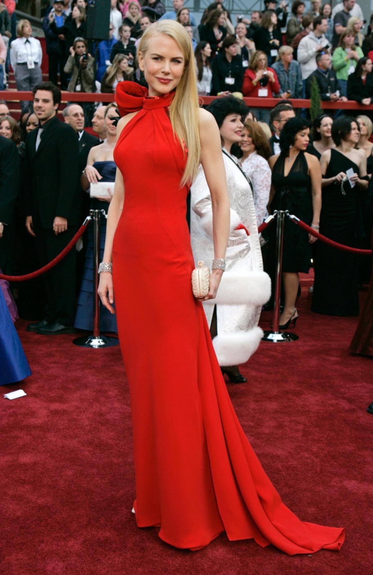 Nicole Kidman Celebrity Oscars Hairstyles