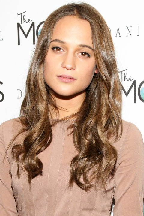 Alicia Vikander Hairstyles 2016 Summer