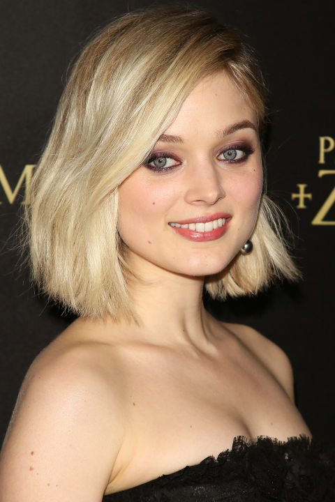 Bella Heathcote Hairstyles 2016 Summer