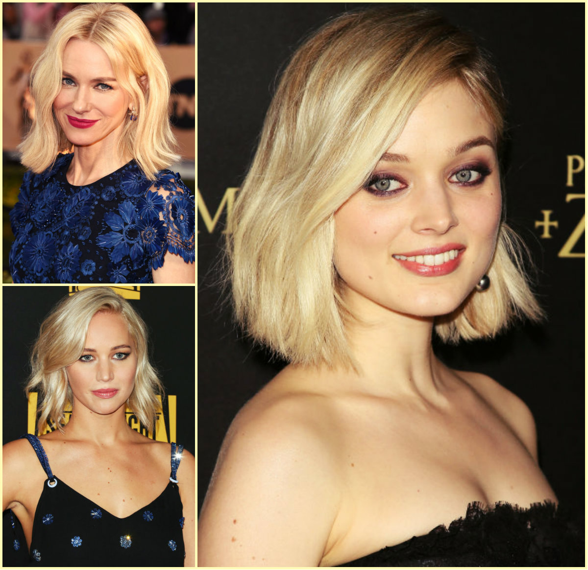 Trendiest Celebrity Hairstyles 2016 Summer
