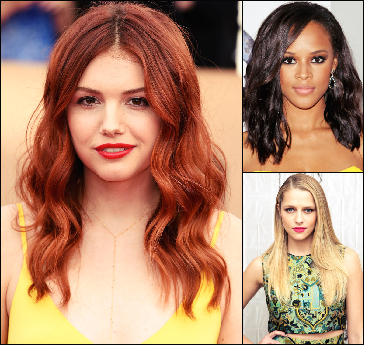 Best Hair Colors 2016 Summer