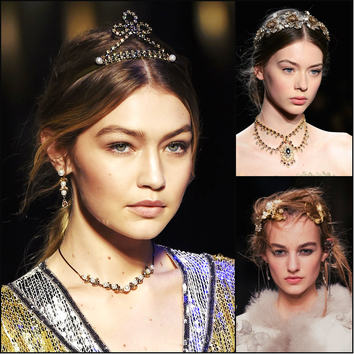 Best hairstyles and accessories 2016 fall