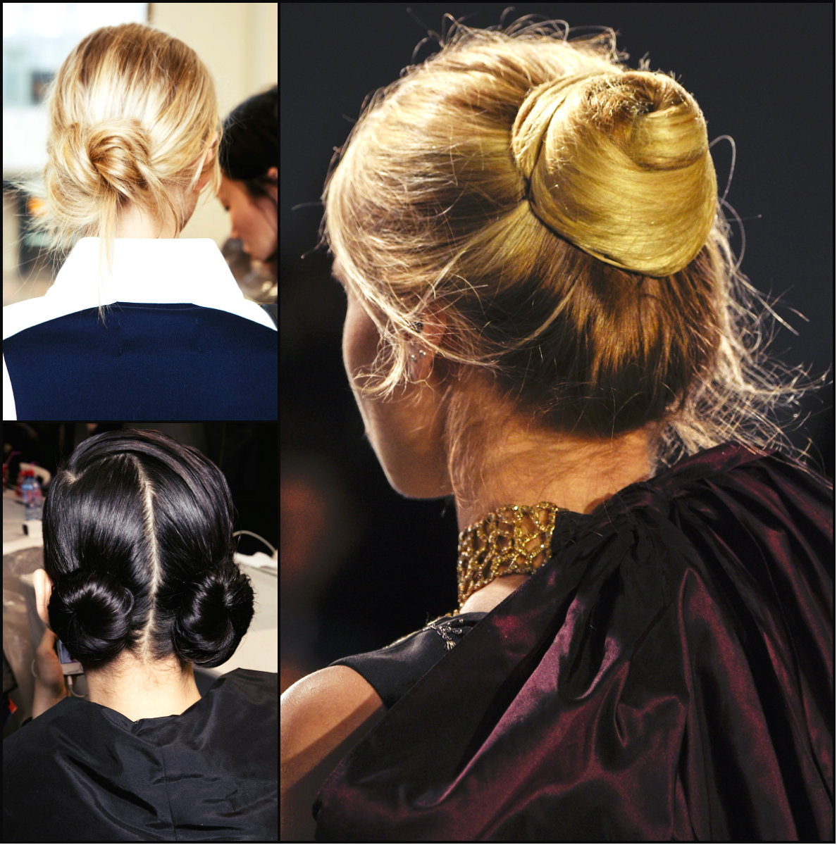 Best updo hairstyles 2016 Fall