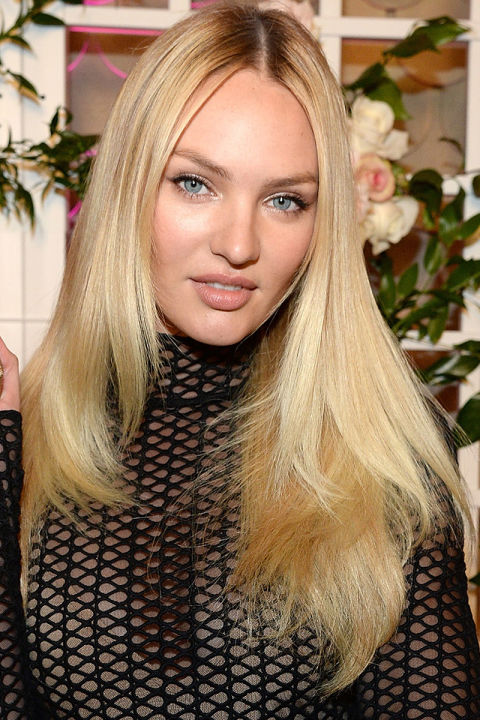 Candice Swanepoel Hairstyles 2016 Summer