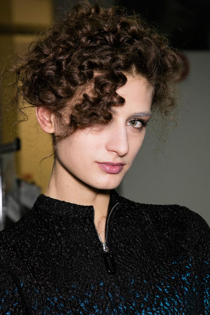 Giorgio Armani hairstyles 2016 Fall