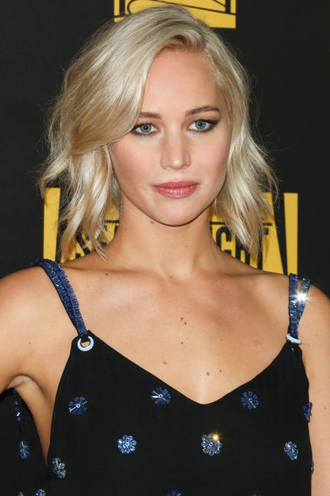 Jennifer Lawrence Hairstyles 2016 Summer