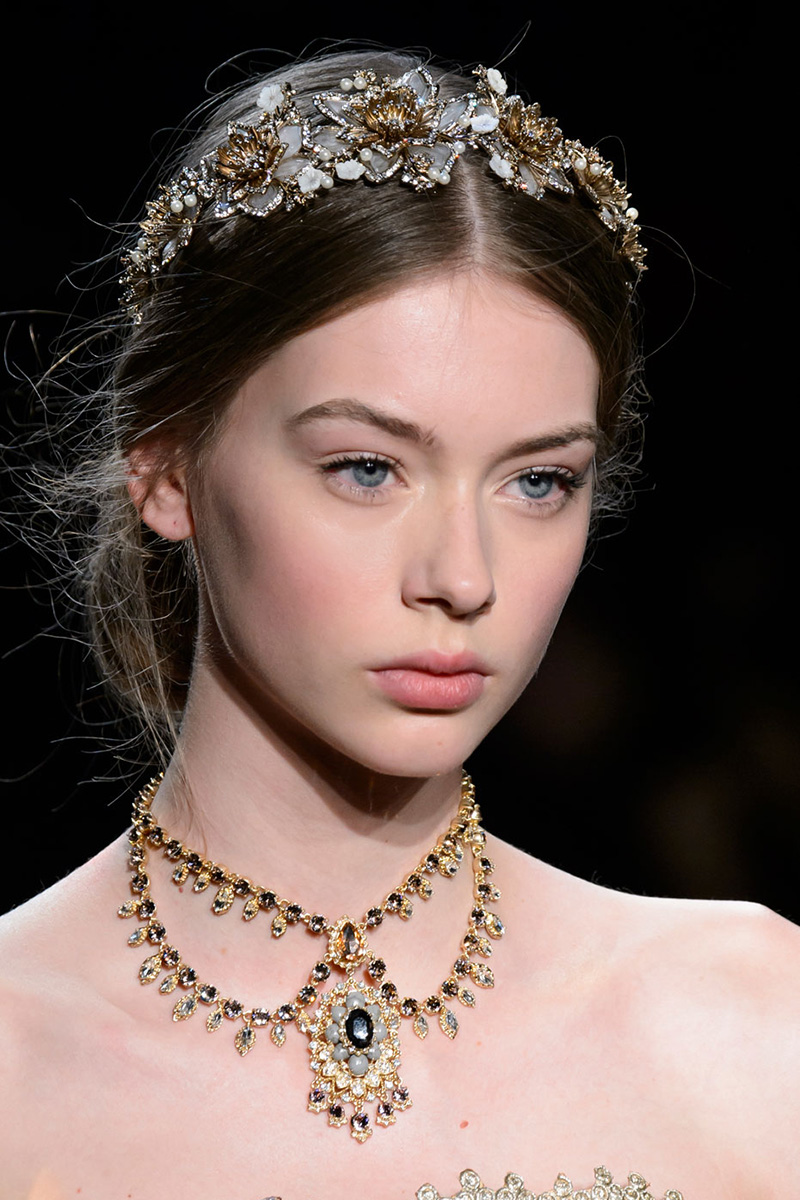 Marchesa hairstyles 2016 fall