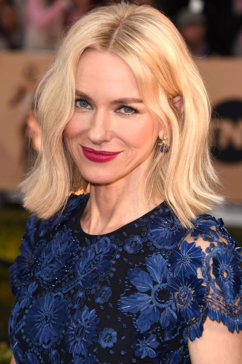 Naomi Watts Hairstyles 2016 Summer