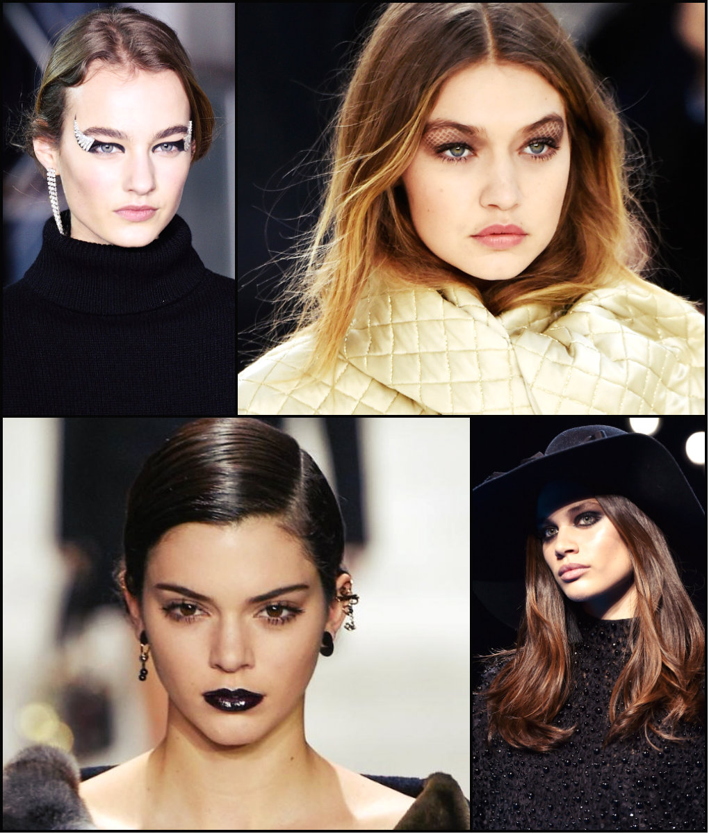 PFW best hairstyles 2016 Fall