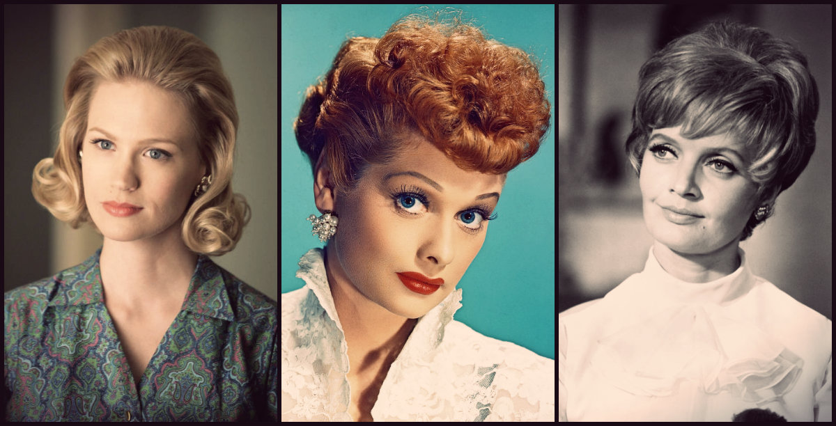 Timeless Housewife Hairstyles