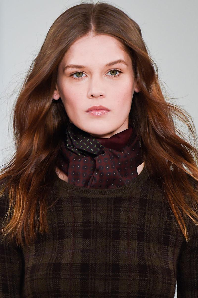 Ralph Lauren hairstyles 2016 Fall