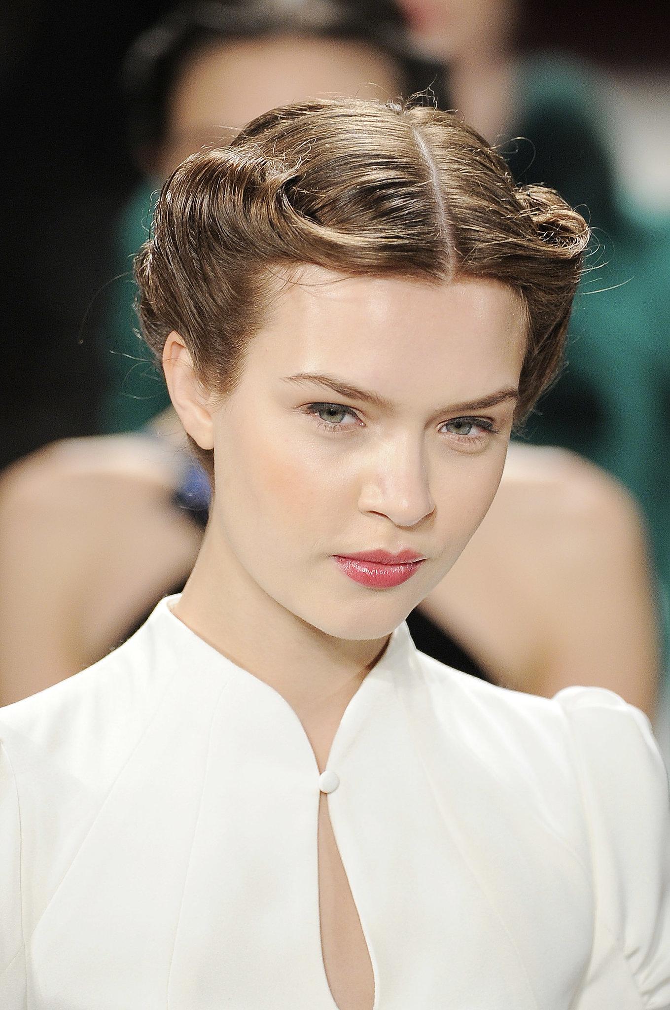 vintage hairstyles 2017