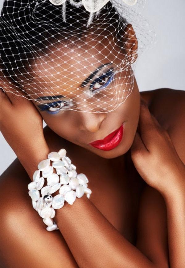 Swell Charming Black Women Wedding Hairstyles Hairstyles 2017 Hair Hairstyles For Men Maxibearus