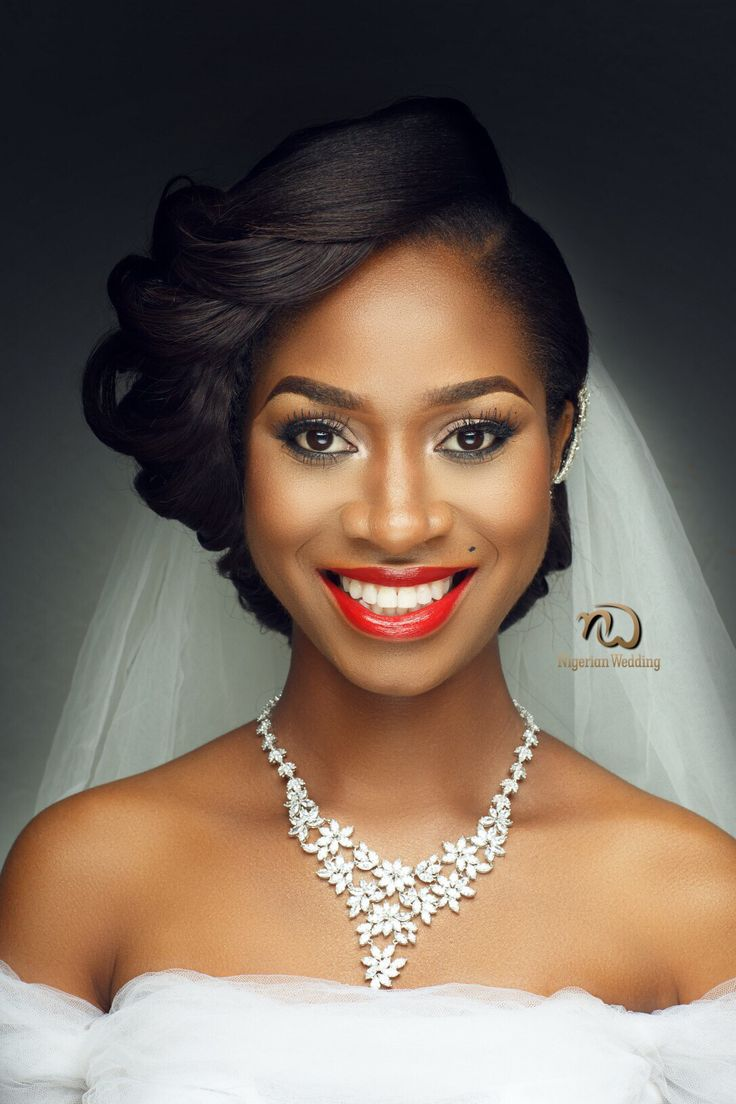 Fantastic Wedding Hairstyles for black women