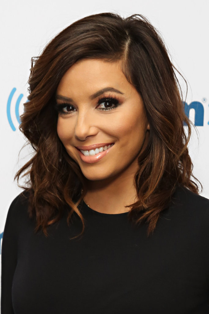 Eva Longoria Celebrity hairstyles 2016 summer