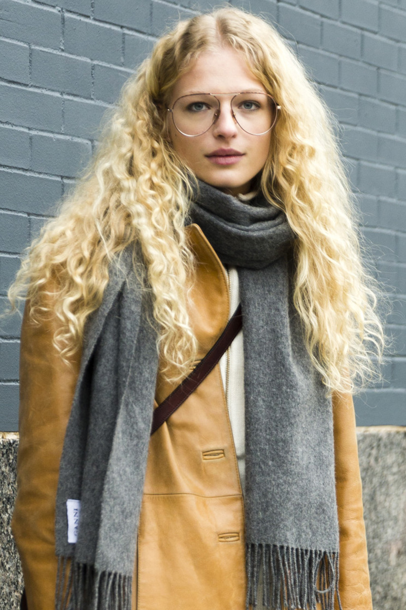 FREDERIKKE SOFIE Curly Hairstyles