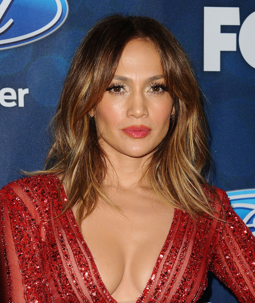 Jennifer Lopez Celebrity hairstyles 2016 summer