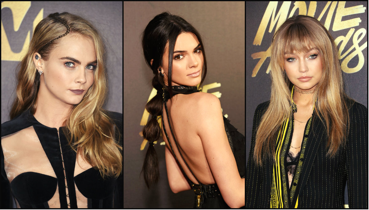 MTV Movie Awards 2016 Hairstyles