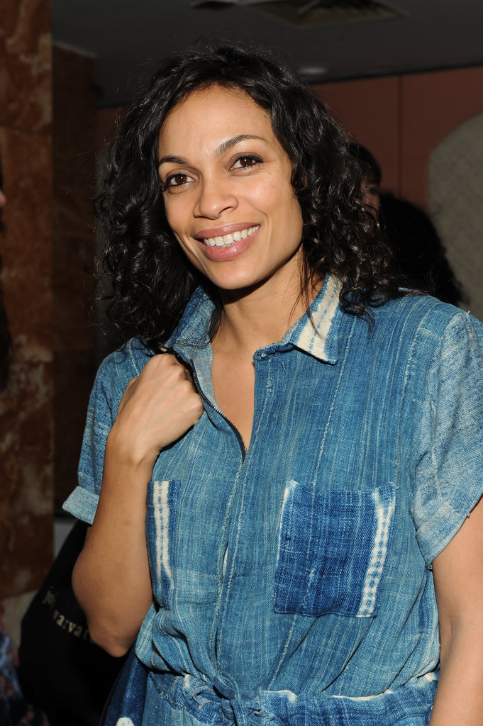 Rosario Dawson Celebrity hairstyles 2016 summer