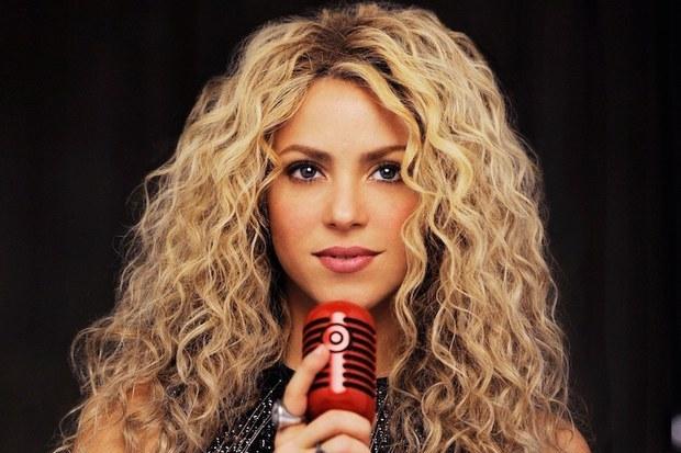 Shakira Celebrity hairstyles 2016 summer