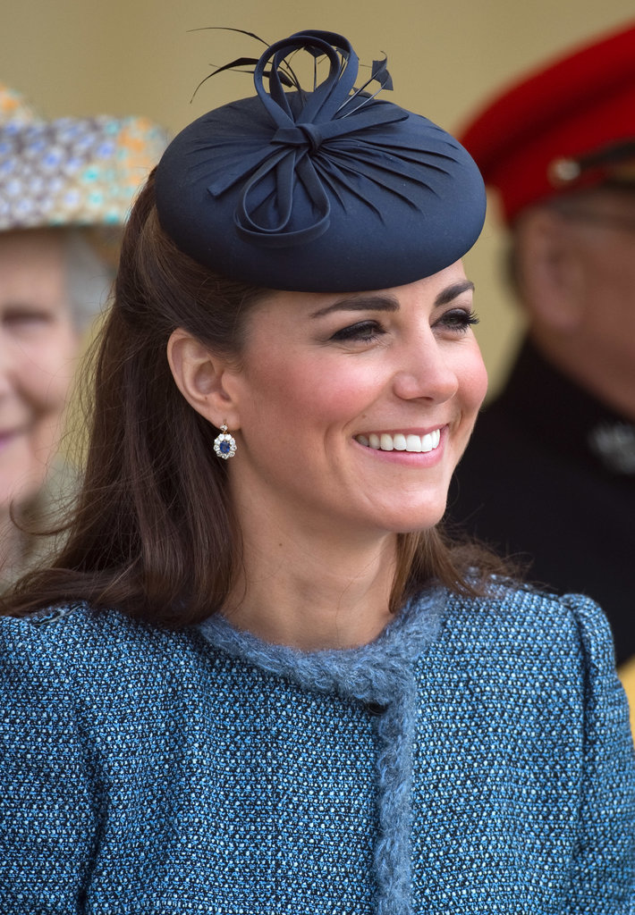 Kate Middleton royal hairstyles and hair accessories