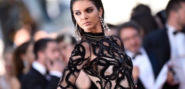 Kendall Jenner At Cannes 2016