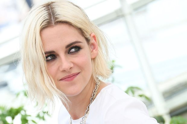 Kristen Stewart blonde hair colors