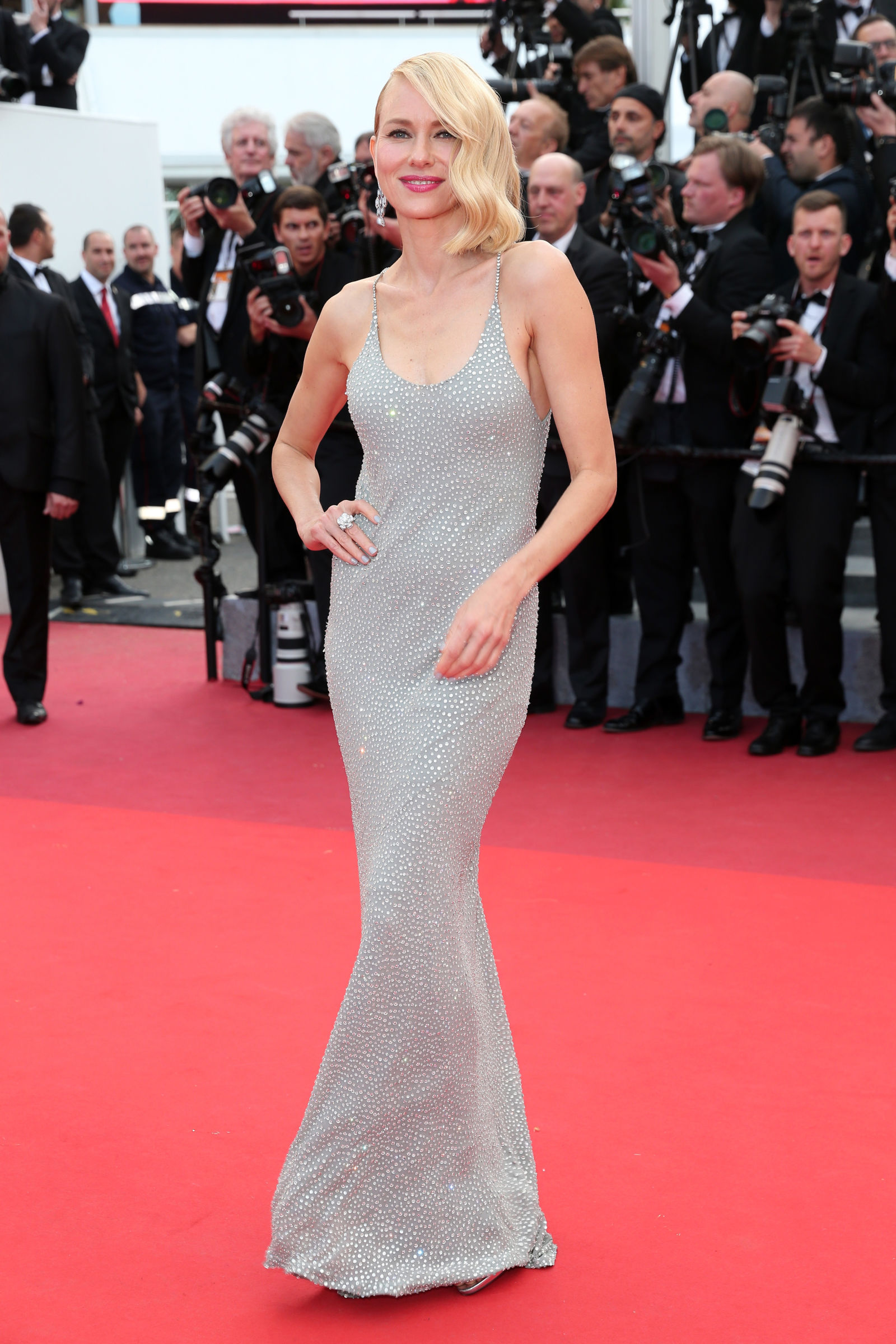 Naomi Watts hairstyles Cannes 2016