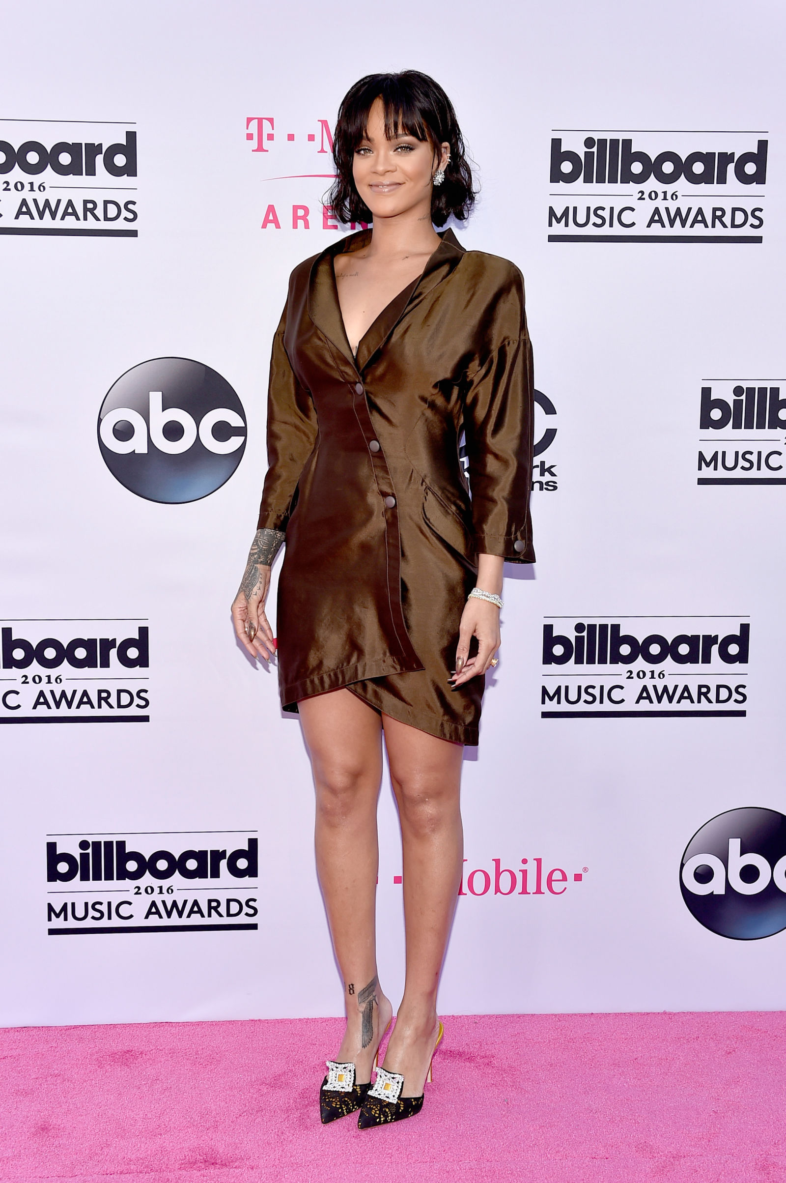 Rihanna at Billboards 2016