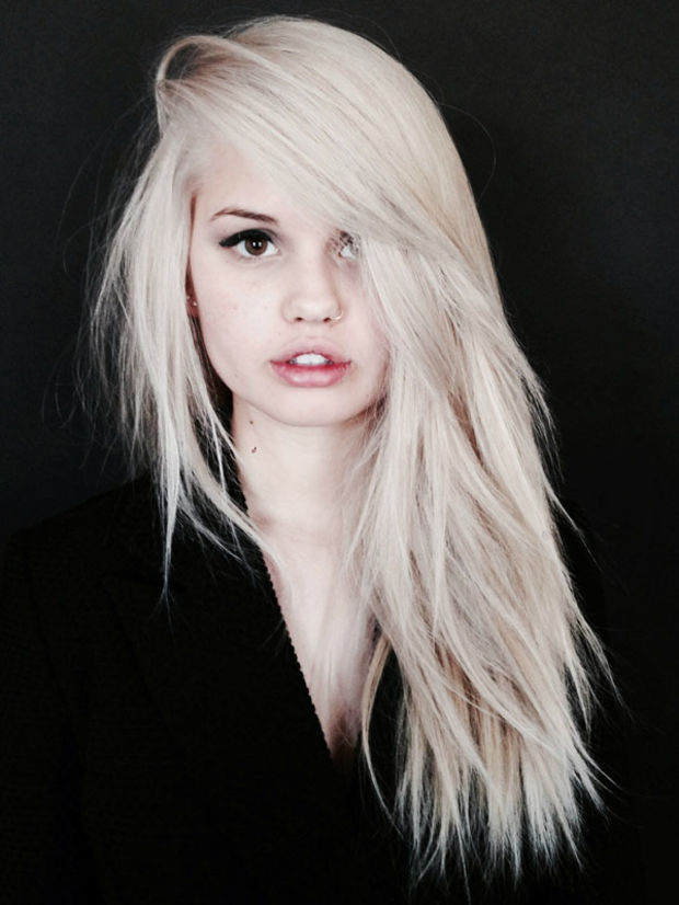 Summer 2016 platinum blonde hair colors