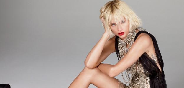 Taylor Swift platinum blonde hair colors