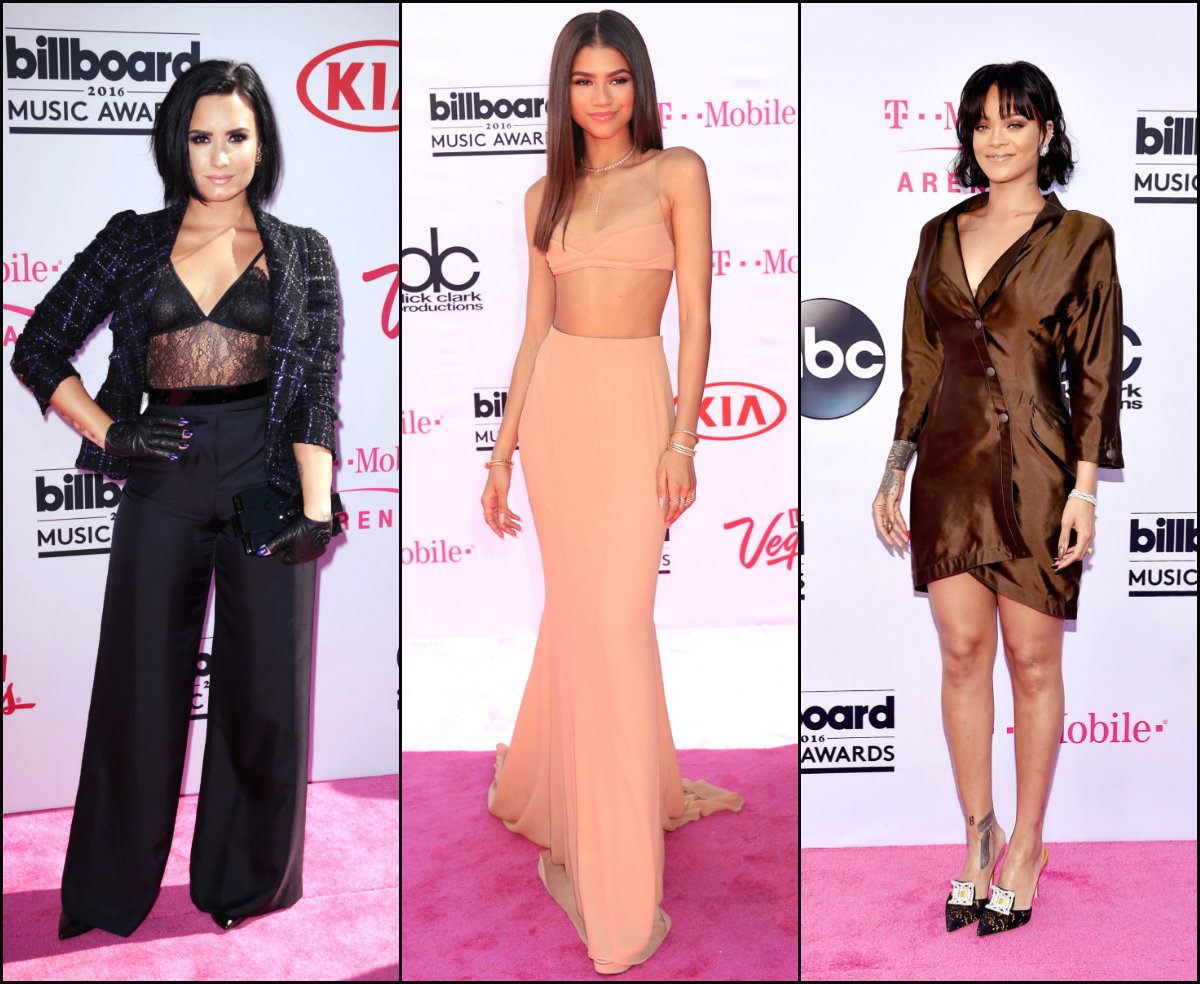 Billboard Music Awards 2016 Hairstyles and Looks
