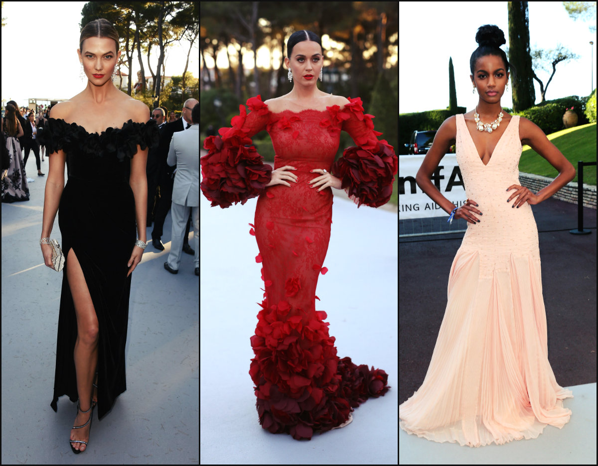 Best Red Carpet Hairstyles 2016 amfAR Gala