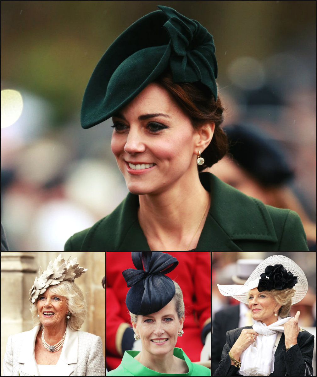best royal family hairstyles