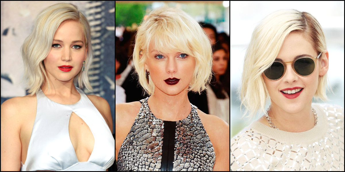 Summer 2016 Ice Blonde Hair Colors