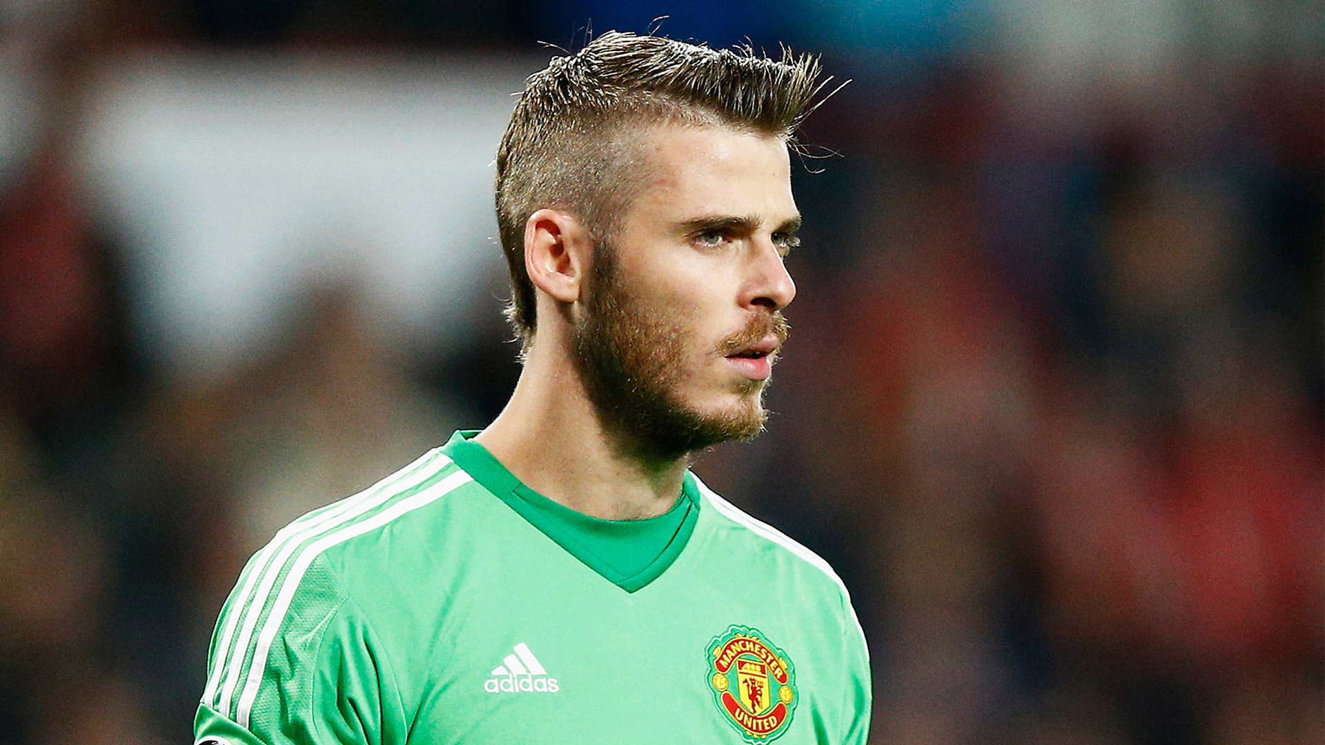 David De Gea Mens Hairstyles