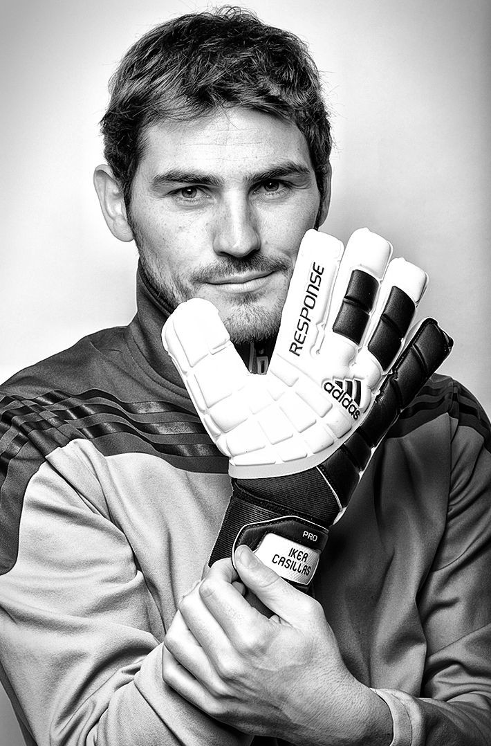 Iker Casillas hairstyles