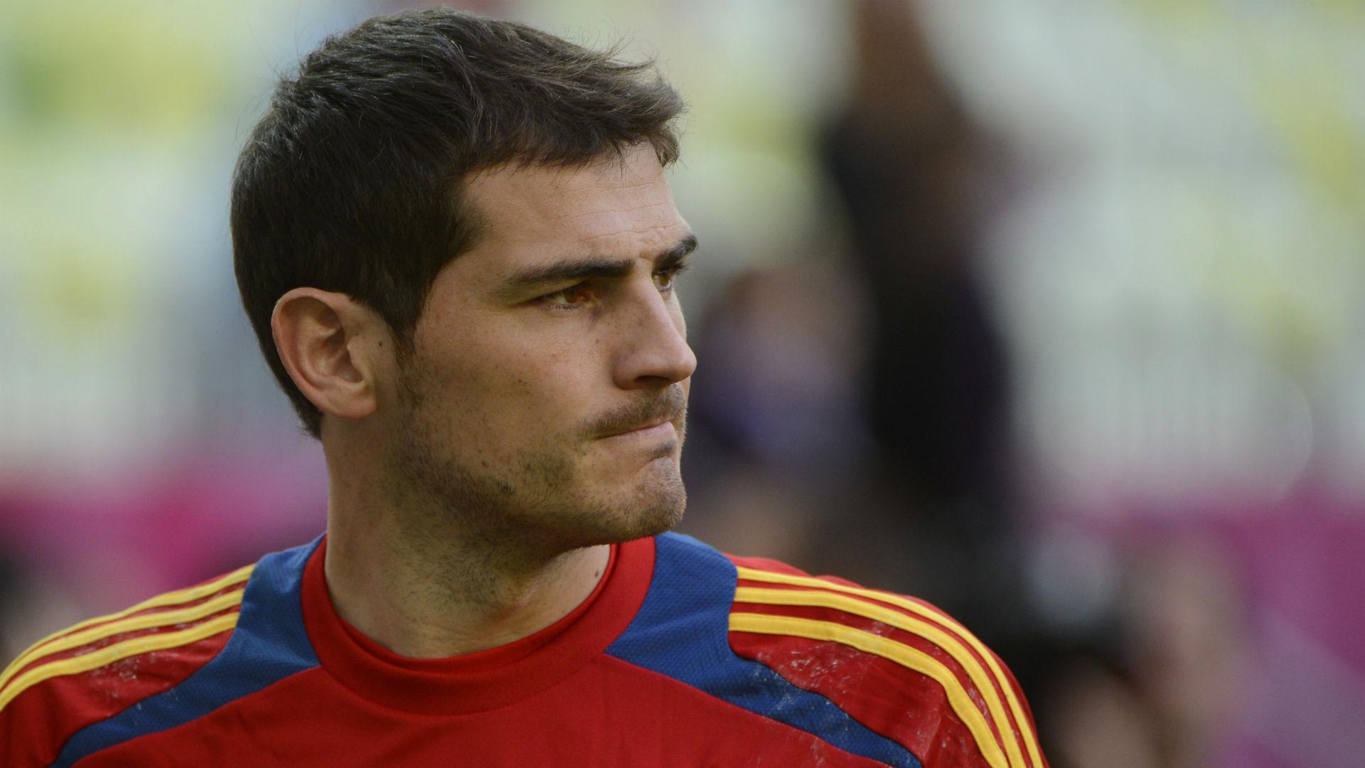 Iker Casillas short haircut 2016