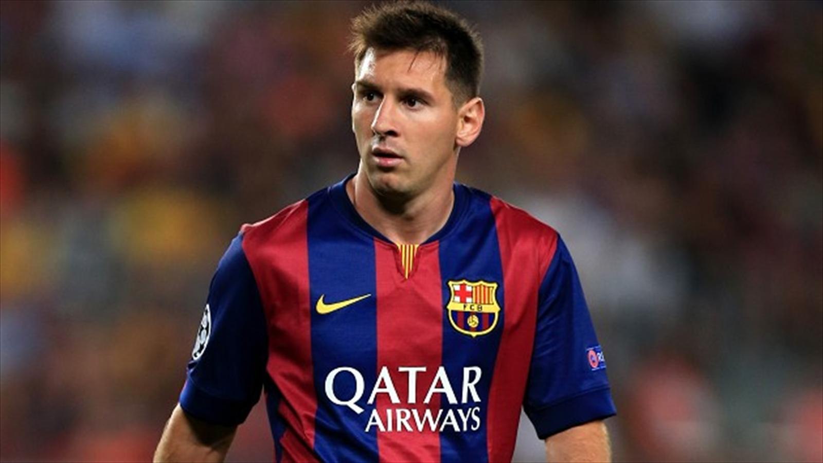 Lionel Messi mens hairstyles