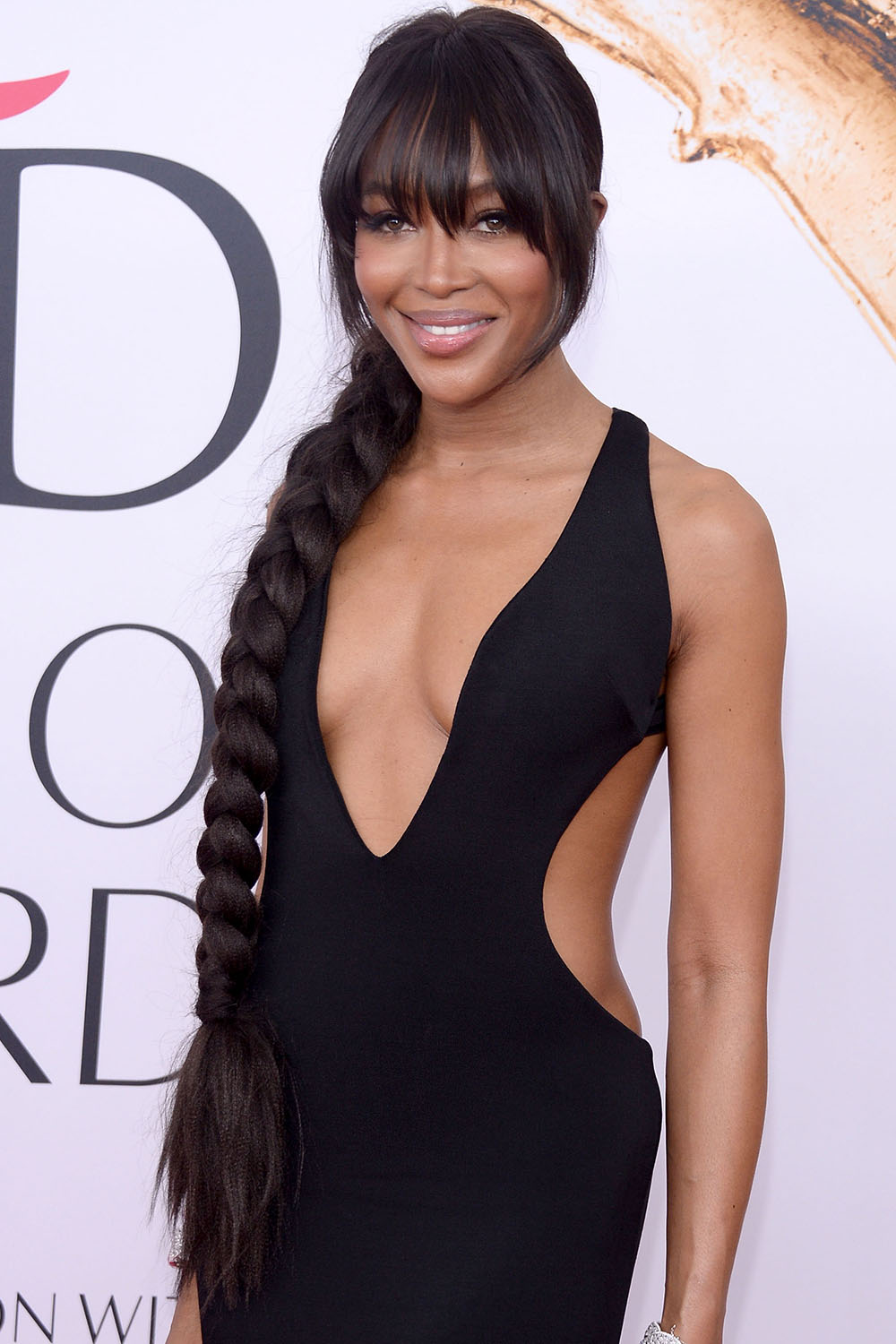 2016 CFDA Fashion Awards Naomi Campbell braids