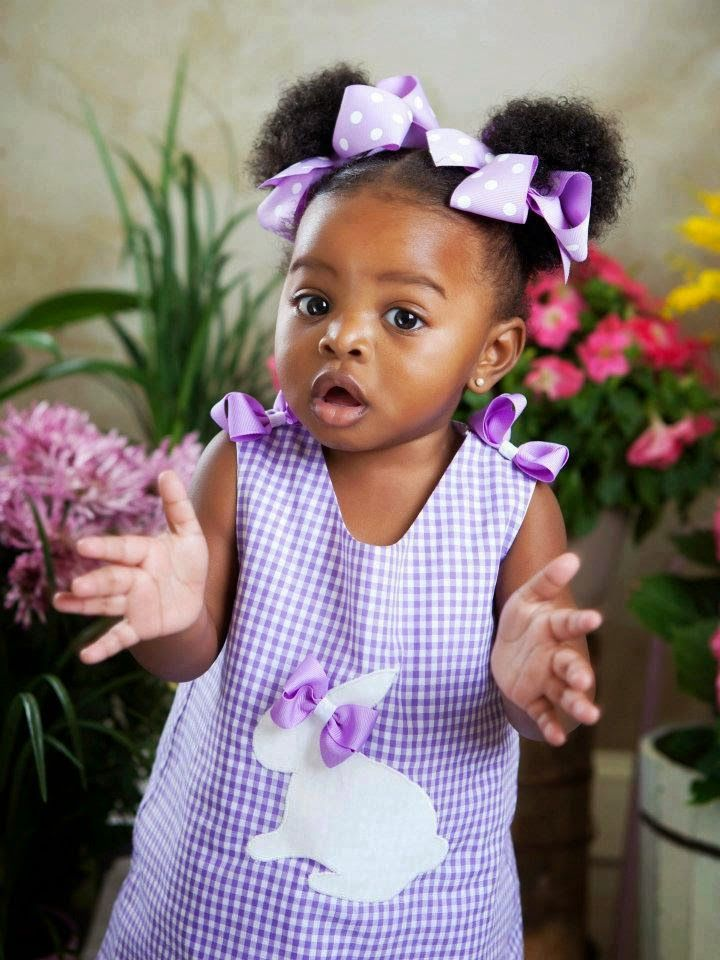 afro hairstyles for little girls 2017