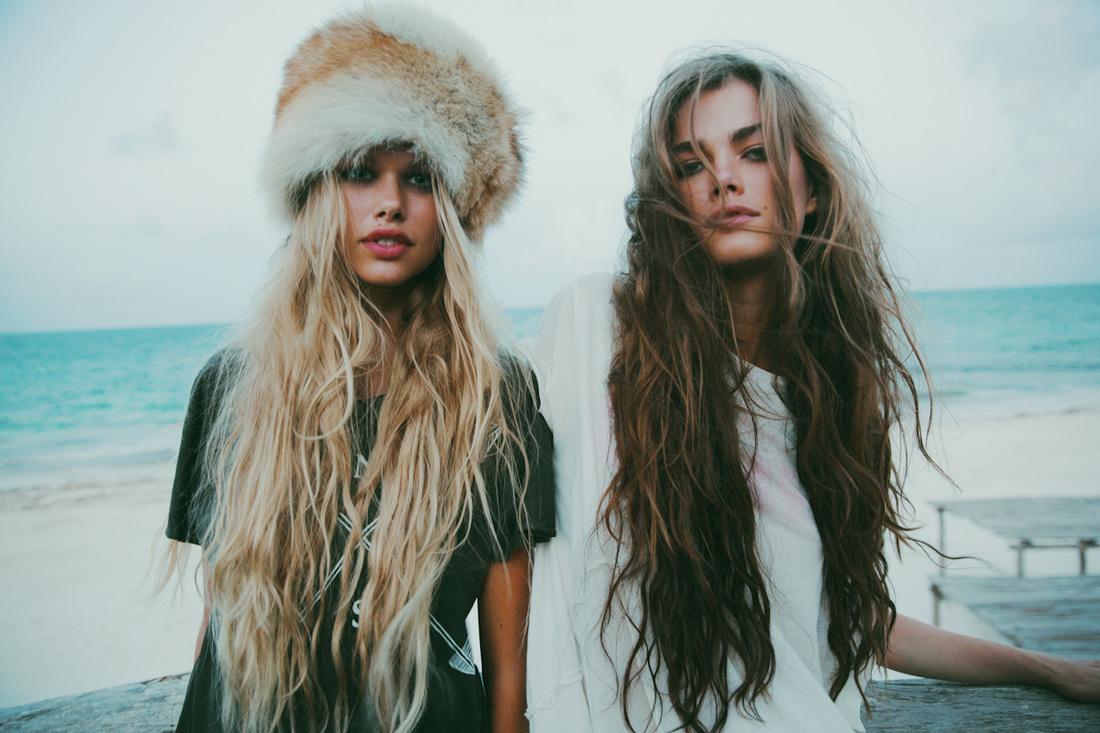 beach wavy hairstyles