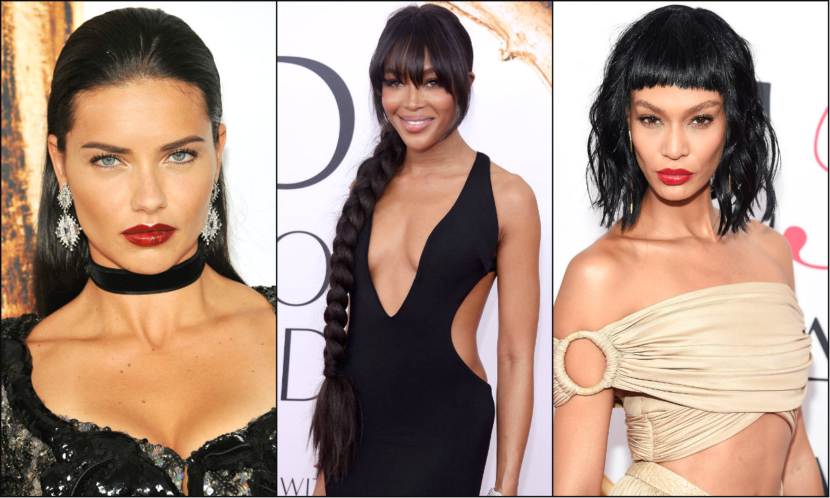 celebrity hairstyles at CFDA Awards 2016