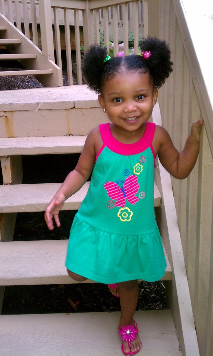 little girls afro hairstyles
