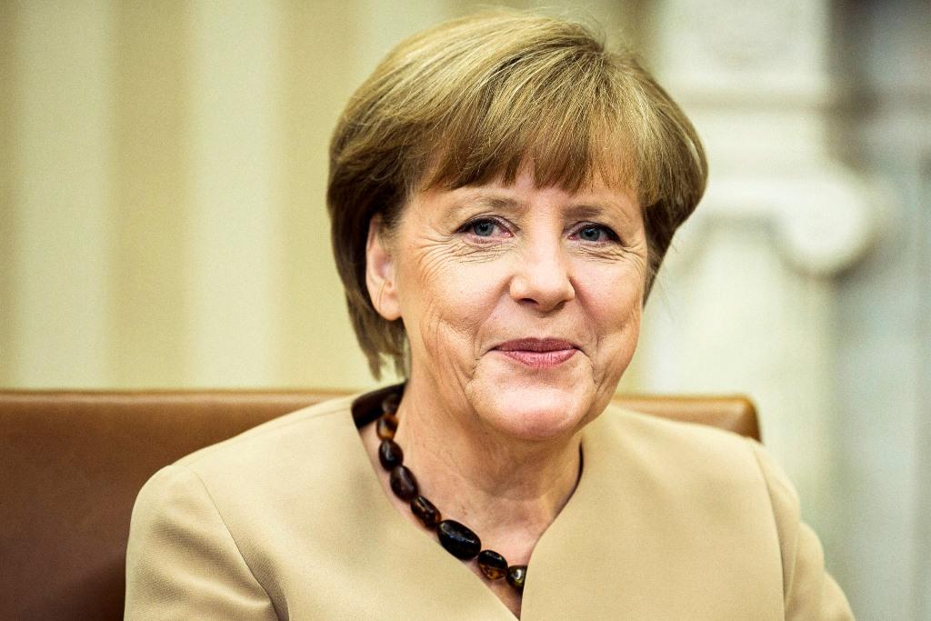 Angela Merkel bob hairstyles